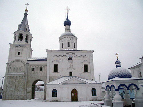 Паломничество во Владимир