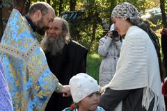 21.09.2014 Престольный праздник в с.Подмоклово