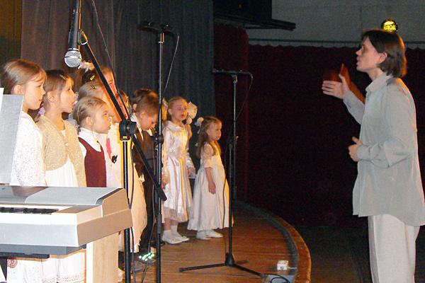 Пасхальный концерт 2009