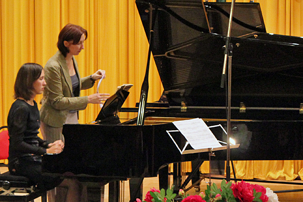 Вера и Татьяна Крюковы