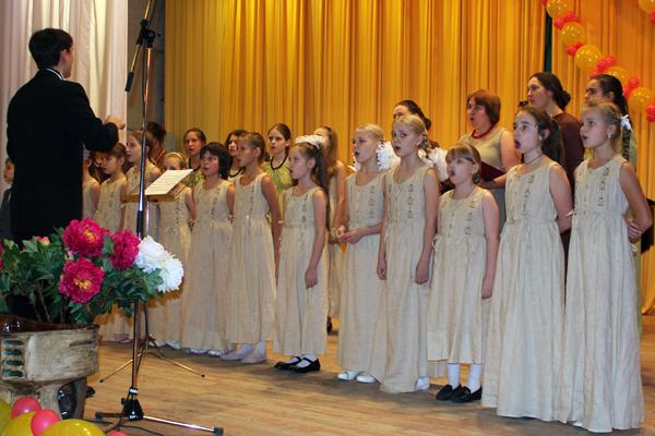 09.12.2011 Концерт в Детской музыкальной школе им. Алябьева