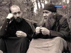 свящ. Дионисий Крюков и игумен Феофан (Крюков)
