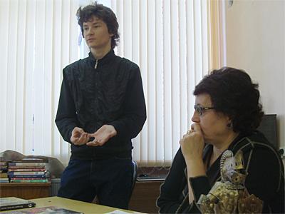 Сапрунова Н.В., Исаев Вадим