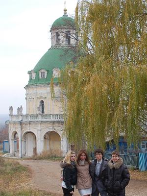 Ученики Н.В. Сапруновой в Подмоклово