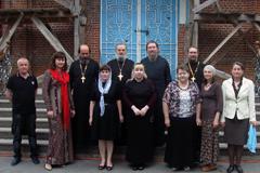 Рабочая группа по созданию ЕУМК для воскресных школ в Тамбове