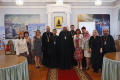Первое заседание рабочей группы ЕУМК в Тамбов