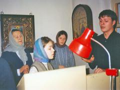 История Пущинского храма в воспоминаниях первых прихожан