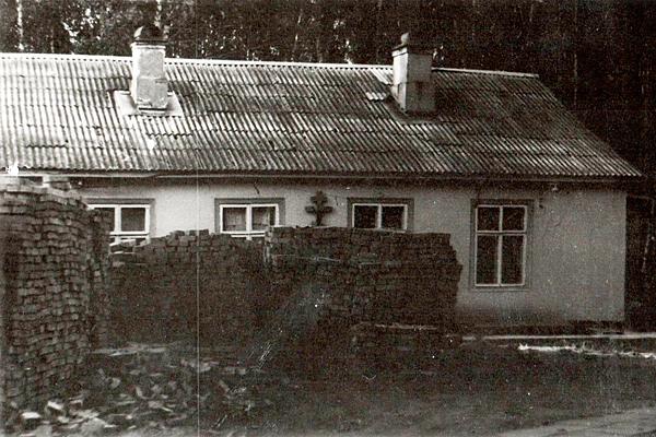 Начало строительства Пущинского храма