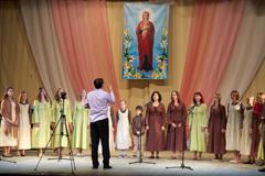 19.10.2014 Покровский концерт Серпуховского благочиния