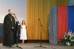 """Художественно-публицистический вечер в КДЦ """"Молодость"""" За Родину и честь"""