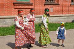 """Пасхальные гулянья в """"Вертограде"""""""