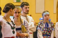 15.02.2015 Масленичная вечёрка в Серпухове