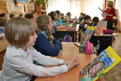 """Открытый урок по ОРКСЭ """"Православная Пасха"""""""