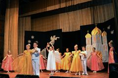Торжественное закрытие I Пущинского Православного фестиваля