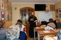 Будни Пущинских Библейско-богословских курсов