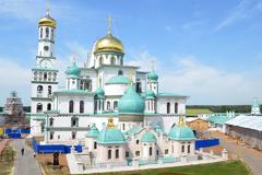 Паломничество в Новоиерусалимский монастырь