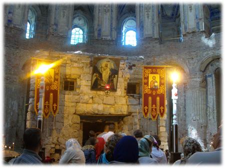 Новый Иерусалим Гроб Господень