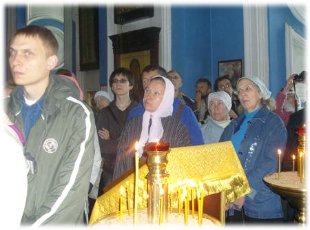 Слушатели Курсов в Новом Иерусалиме