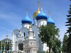 Паломничество в Троице-Сергиеву Лавру