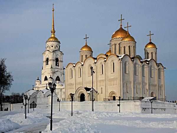 Успенский собор 1158 – 1160 гг.