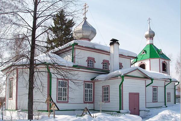 Свято-Параскевинский храм