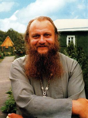 Отец Анатолий Яковин