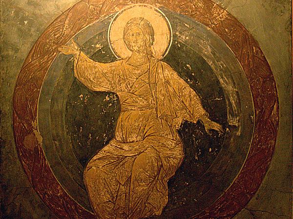 Копии фресок Андрея Рублева и Даниила