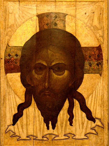 «Спас Нерукотворный» 2-я пол. XIV в.