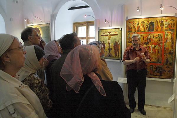 Пущинские катехизические курсы в Музее имени Андрея Рублева