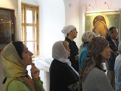 Экскурсия в музей имени Андрея Рублева