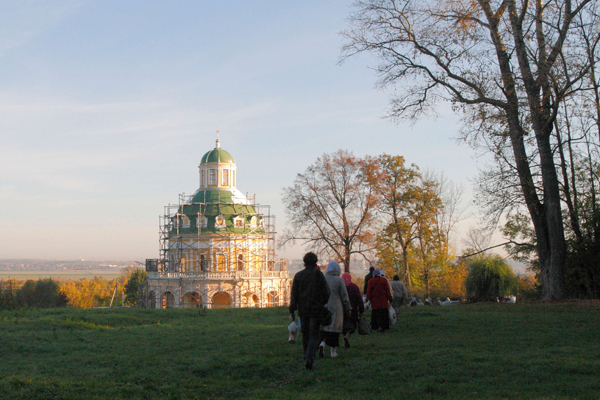 Престольный праздник в Богородице-Рождественском храме с.Подмоклово