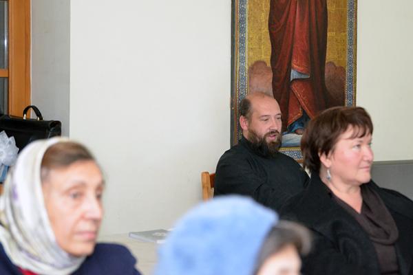 Лекция о храме с.Подмоклово