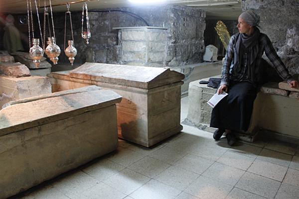 Гробница святого Лазаря