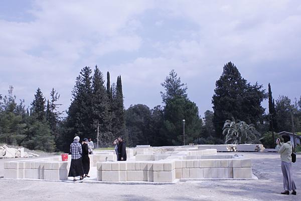На месте будущего храма прп Серафима Саровского