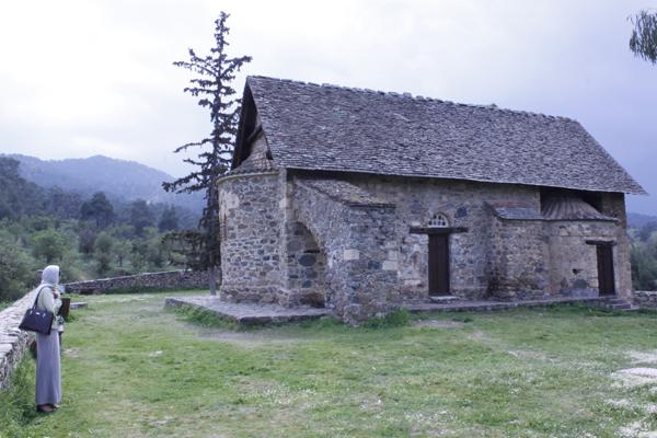 Церковь Панагии Асину в Никитари 1106г.