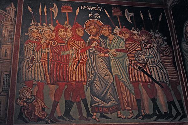 Храм Архангела Михаила в Педуласе