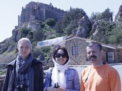 Пущинские певчие на Кипре