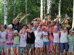 Православный лагерь Вертоград-2012