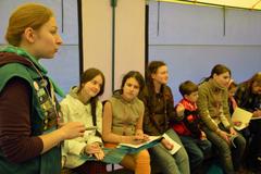 Православный вожатский инструктив 2013