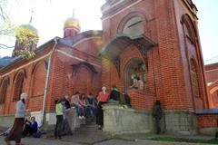 Православный вожатский инструктив Пущино-2013 г.