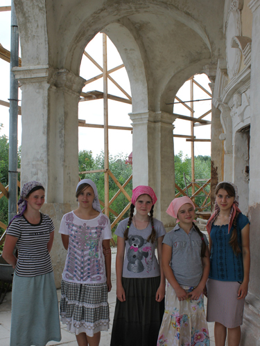 Девчата из Вертограда
