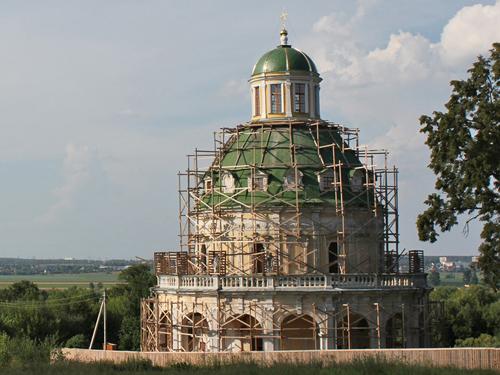 Богородице-Рождественский храм с. Подмоклово
