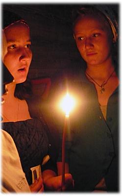 Трудовой лагерь Жерновка 2010