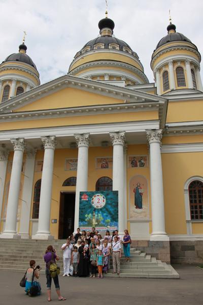 Рыбинский Спасо-Преображенский собор