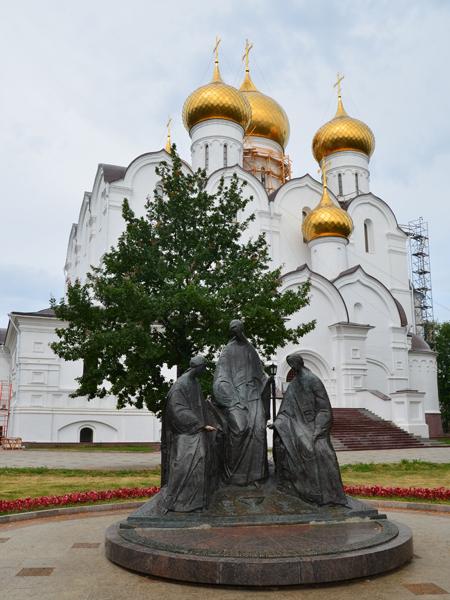 Троицкий собор в Ярославле