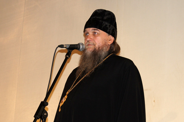 Епископ Рыбинский и Угличский Вениамин