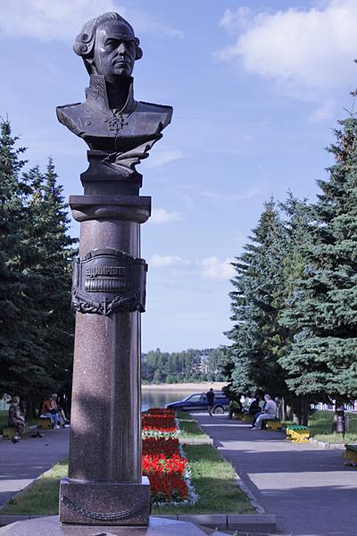 Святой праведный Федор Ушаков