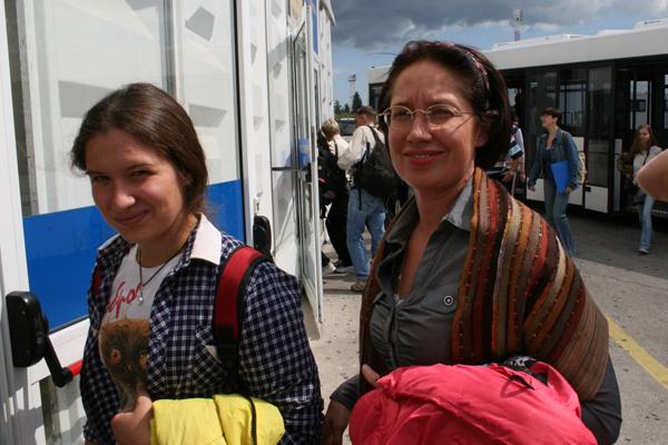 Пущинская делегация отправляется на фестиваль в Варну