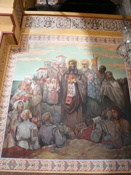 Морской храм свт. Николая в г. Варна