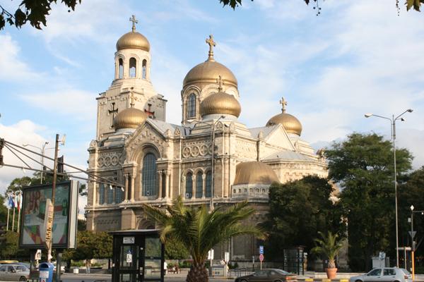 Кафедральный Успенский Собор в Варне